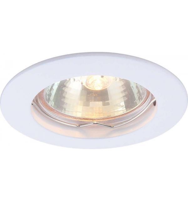 Светильник Arte BASIC A2103PL-1WH