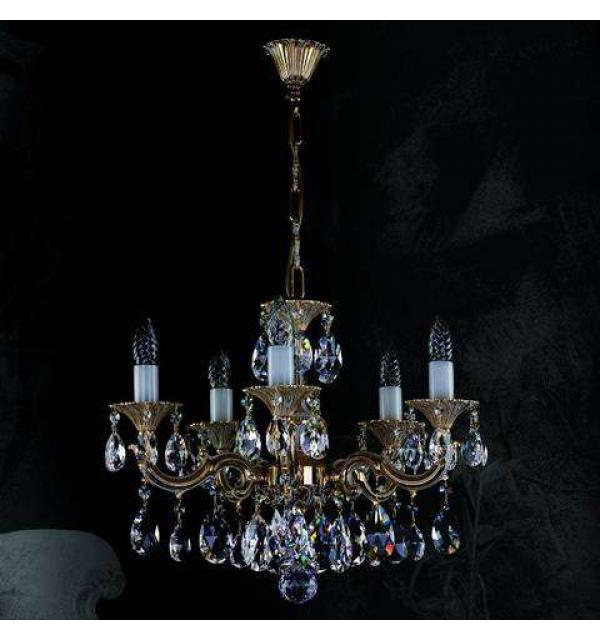 Светильник Artglass JARMILA V. WHITE GOLD CE