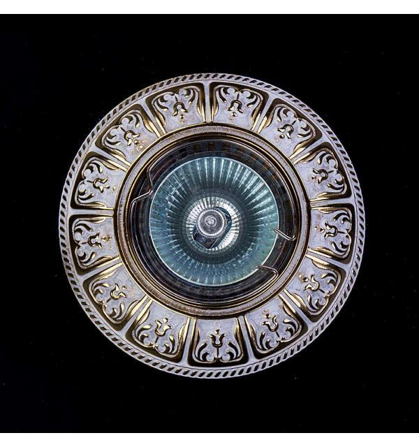 Светильник Artglass SPOT 50 WHITE GOLD