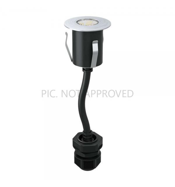 Ландшафтный светодиодный встраиваемый светильник Eglo TRONTO 98182