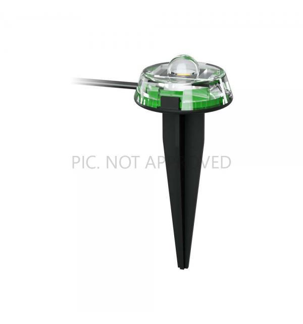 Ландшафтный cветодиодный комплект спотов на колышке с кабелем Eglo SPINETOLI 98184