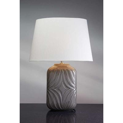 Основание для настольной лампы Elstead LUI/MUSE GREY