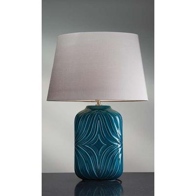 Основание для настольной лампы Elstead LUI/MUSE TURQSE