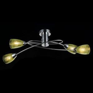Светильник Freya FLASH FR5103-CL-04-GN (FR103-04-GN)