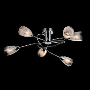 Светильник Freya FLASH FR5103-CL-06-W (FR103-06-N)