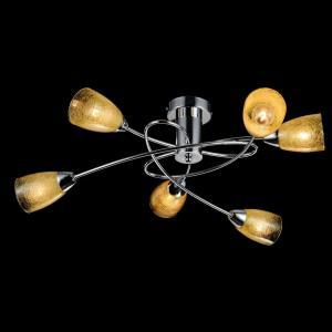 Светильник Freya FLASH FR5103-CL-06-YE (FR103-06-YE)