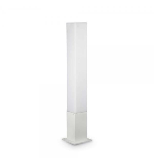 Светильник Ideallux EDO OUTDOOR PT1 SQUARE BIANCO 142999