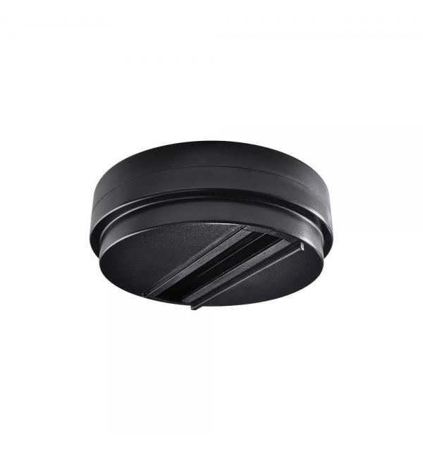 Аксессуар Ideallux LINK SIGNLE CONNECTION BLACK 170152