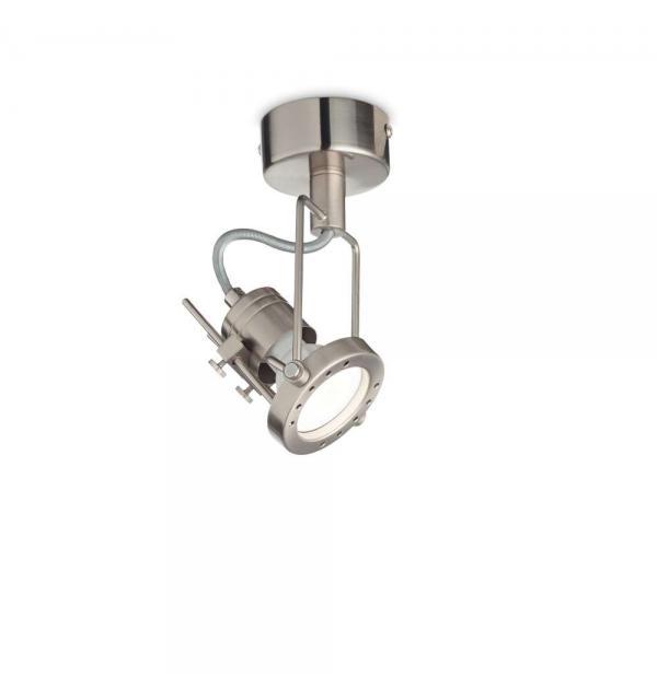 Светильник Ideallux SLIDE PL1 NICKEL 237022