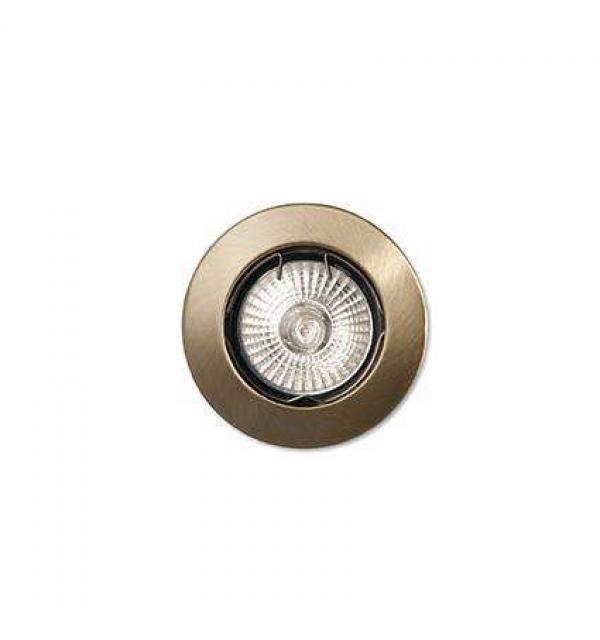 Светильник Ideallux JAZZ FI1 BRUNITO 83124