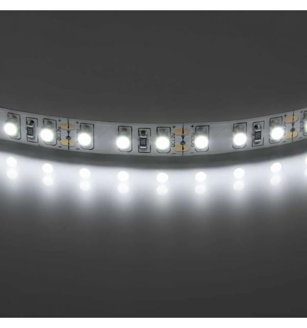 400014 Лента 3528LED 12V 9.6W/m 120LED/m 3-4lm/LED IP20 4200K-4500K 100m/box НЕЙТРАЛЬНЫЙ БЕЛЫЙ СВЕТ
