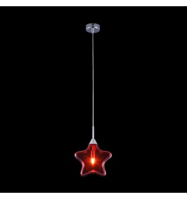 Светильник Maytoni STAR MOD242-PL-01-R