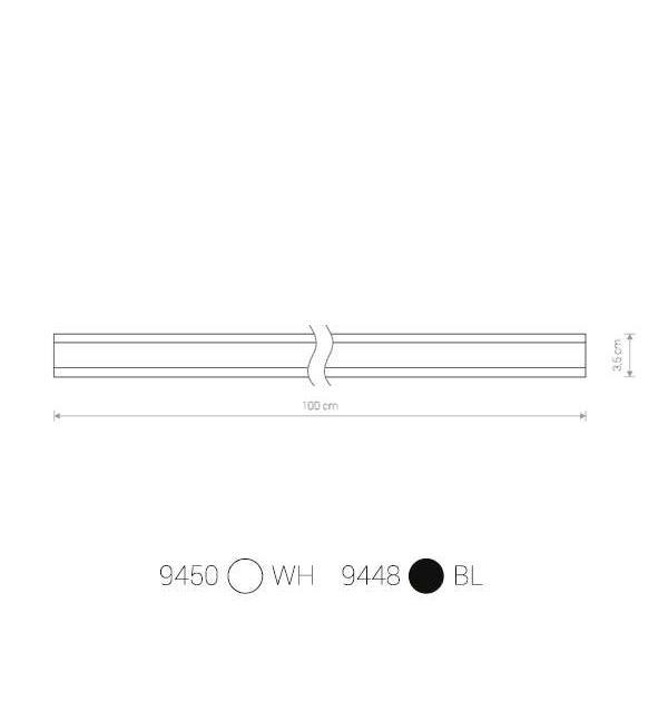 Трековая система Nowodvorski PROFILE TRACK 9450