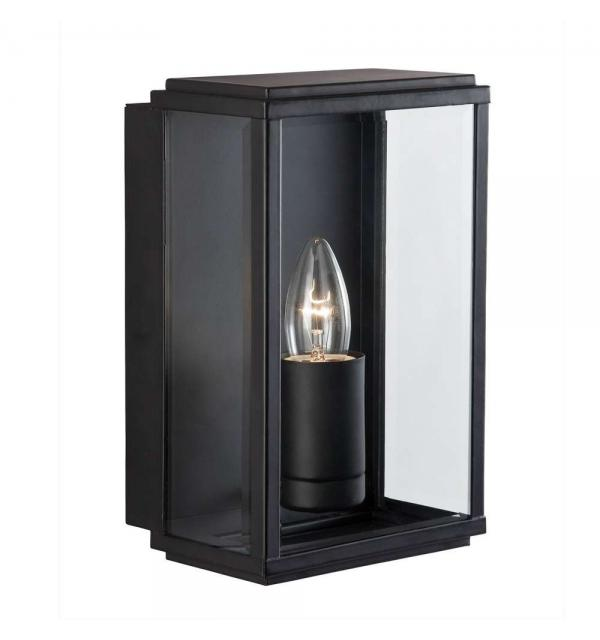 Светильник Searchlight OUTDOOR WALL & PORCH 8204BK