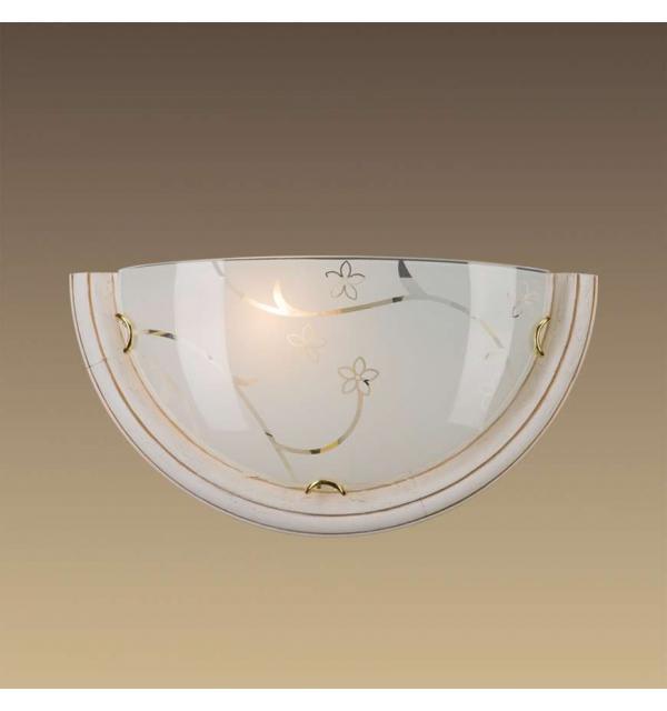 Светильник Sonex BLANKETA GOLD 002