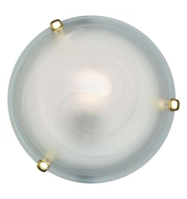 Светильник Sonex DUNA 253 золото